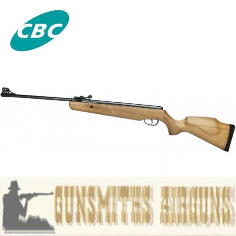 CARABINA DE PRESSÃO CBC B19X 4,5MM