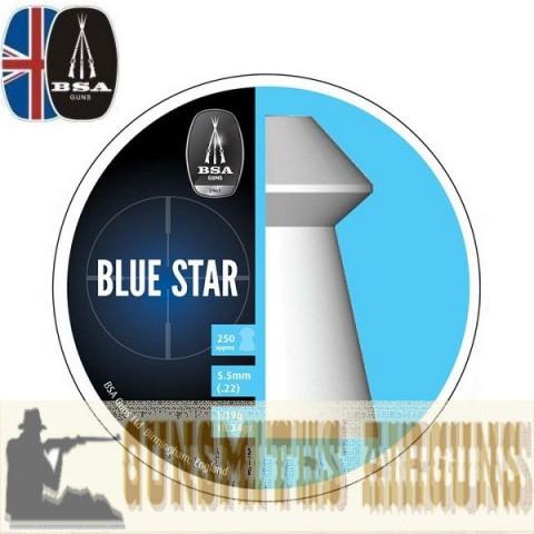CHUMBINHO BSA BLUE STAR 5,50MM
