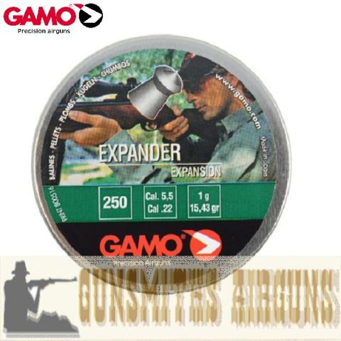 CHUMBINHO GAMO EXPANDER 5,50MM
