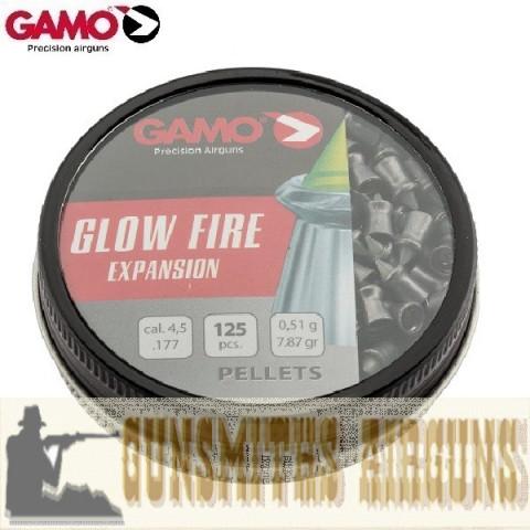 CHUMBINHO GAMO GLOW FIRE 4.50MM