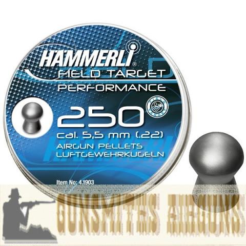 CHUMBINHO HAMMERLI FIELD TARGET PERFORMANCE 5,5MM