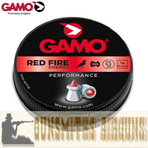 CHUMBINHO GAMO RED FIRE 4.50MM