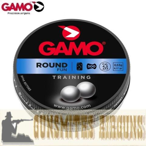 CHUMBINHO GAMO ROUND 4,50MM