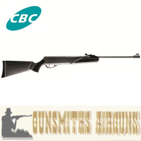 CARABINA DE PRESSÃO CBC STANDARD B19-S 4,5MM