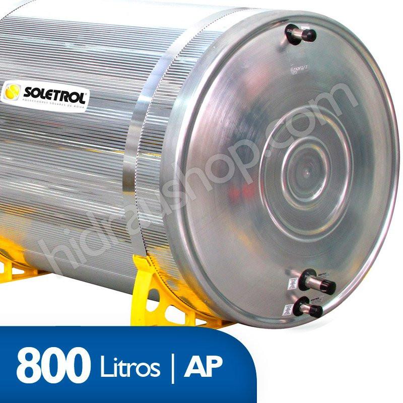 Reservatório Térmico Soletrol Max - 800 litros - Alta Pressão