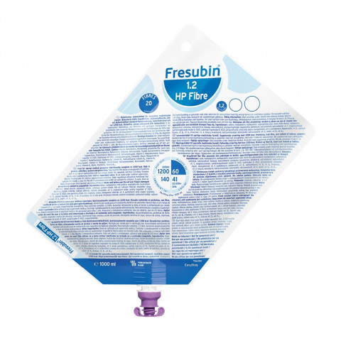 Fresubin HP 1.2 Fibre – Easy Bag 1000ml