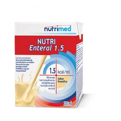 Nutri Enteral - (1.5 kcal/ml) 200ml e 1 Litro