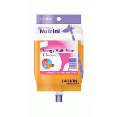 Nutrini energy multifiber pack 500ml