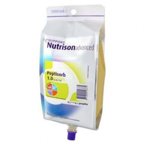 NUTRISON ADVANCED PEPTISORB 1000ML