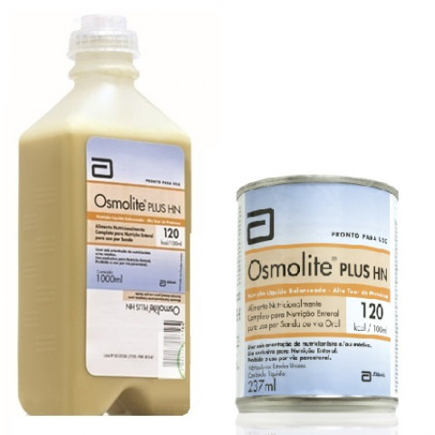Osmolite Plus HN (237ml e 1000ml)