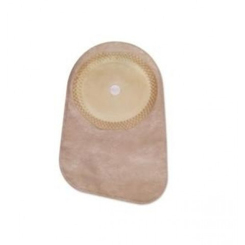 PREMIER - 1 peça - 82300 - Bolsas Drenáveis Barreira Plana c/ Adesivo Fechamento Clamp
