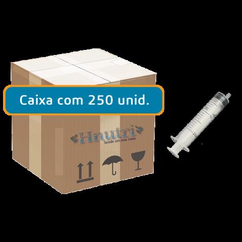 SERINGA 20ML SLIP - Caixa com 250