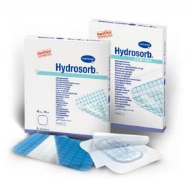 Curativo - Hartmann Hydrosorb Comfort e Placa - Hidrogel em Placa com Borda