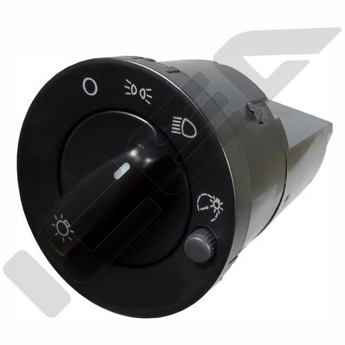 Botao Chave de Luz com Dimmer / Farol Duplo -VW 377941534E