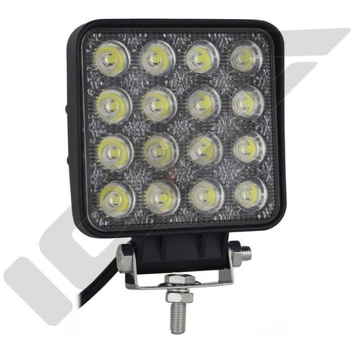 FAROL AUXILIAR DE LED - 48W / 12V (PAR)