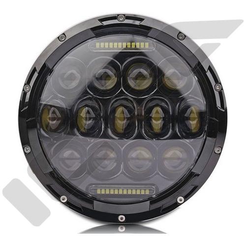 PAR BLOCO DE FAROL 180mm LED