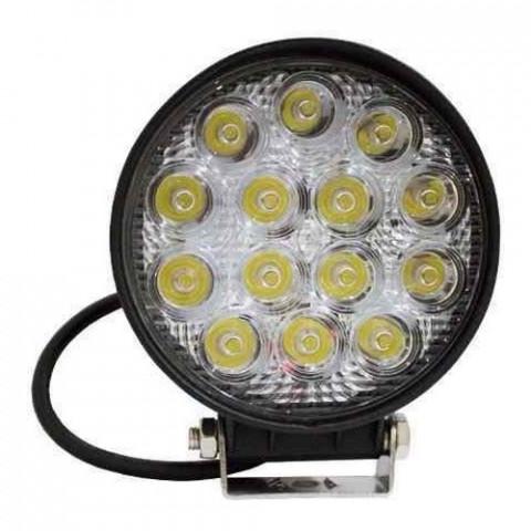 FAROL AUXILIAR DE LED - 42W / 12V (PAR)