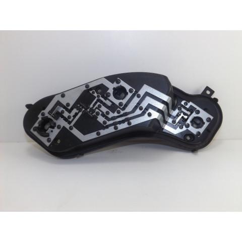 Circuito Soquete Lanterna Traseira Direita Nissan Versa 2012