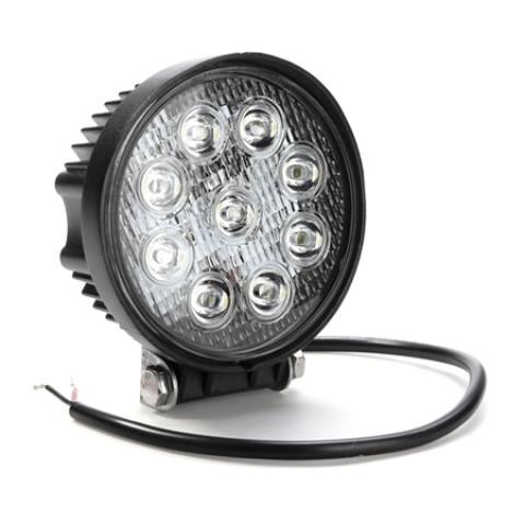 FAROL AUXILIAR DE LED - 27W / 12V (PAR)