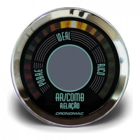 Hallmeter Comum 52mm - Linha Volks Verde