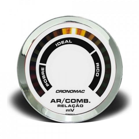 Hallmeter Comum - Linha Croma Branca