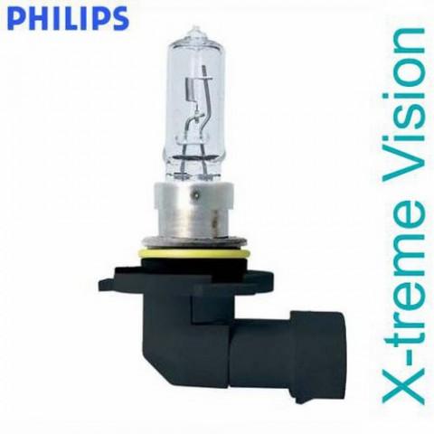 KIT LÂMPADAS HB3 / 9005 X-TREME VISION 12V 65W PHILIPS