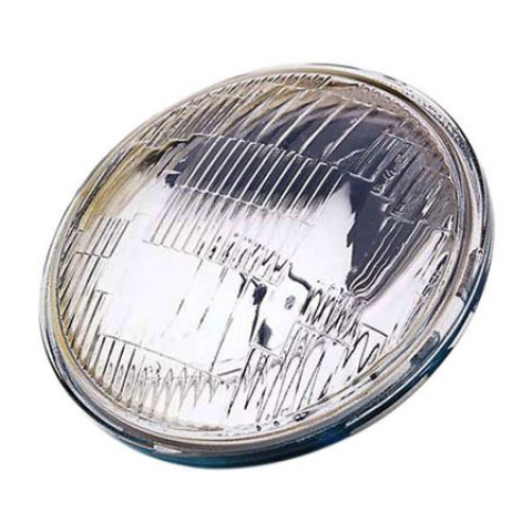 SEALED BEAM 130mm - 60/38w - 12v