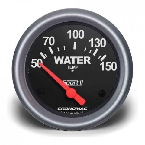Termômetro Elétrico Água 60mm - Linha Sport II