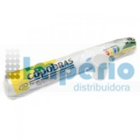 COPO DESCART. 150 ML PP COPOBRAS TRP C/100