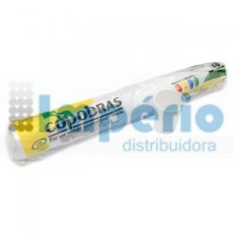 COPO DESCART. 200 ML PP COPOBRAS BCO C/100