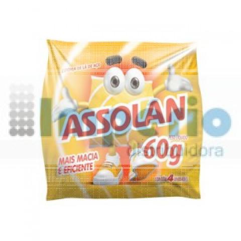 ESPONJA DE LA DE ACO YPE ASSOLAN 60 GR
