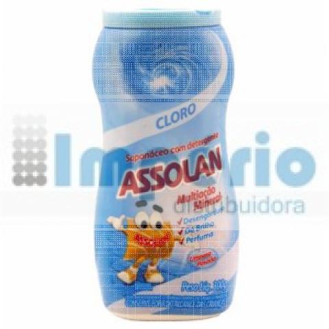 SAPONACEO PO ASSOLAN YPE 300 gr.