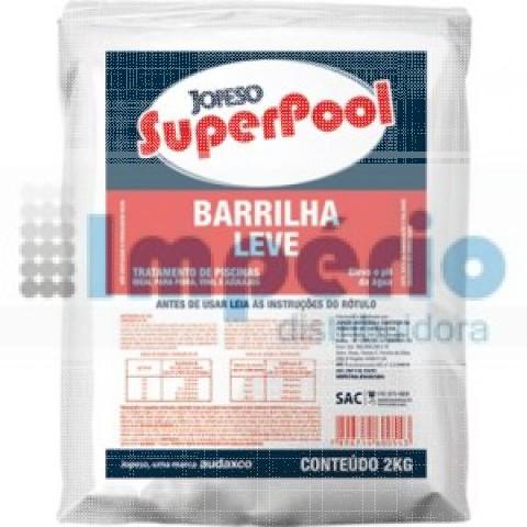 SUPERPOOL BARRILHA LEVE 2 KG.