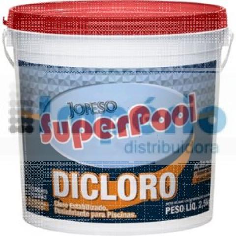 SUPERPOOL .DICLORO 10 KG.