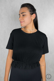 CAMISETA CROPPED INGRID
