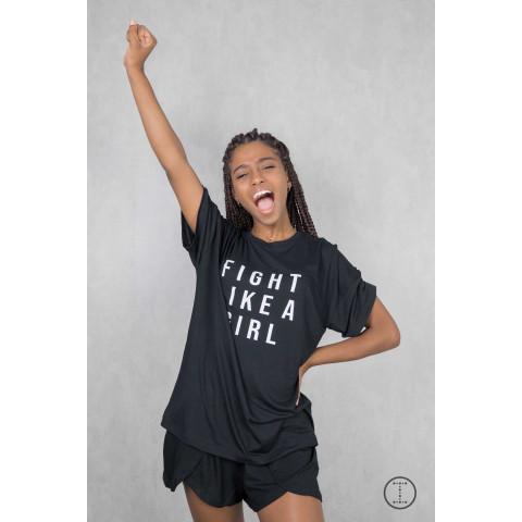 CAMISETA GIRL POWER FIGHT LIKE A GIRL