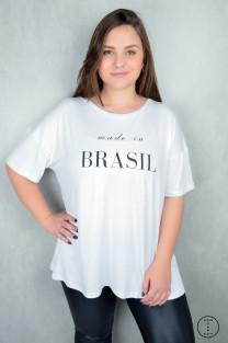 CAMISETA FEMININA MADE IN BRASIL
