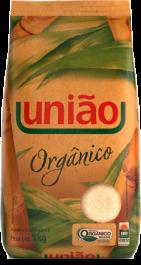 ACUCAR CRISTAL ORGANICO UNIAO PACOTE 1kg