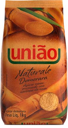 ACUCAR DEMERARA UNIAO 1Kg