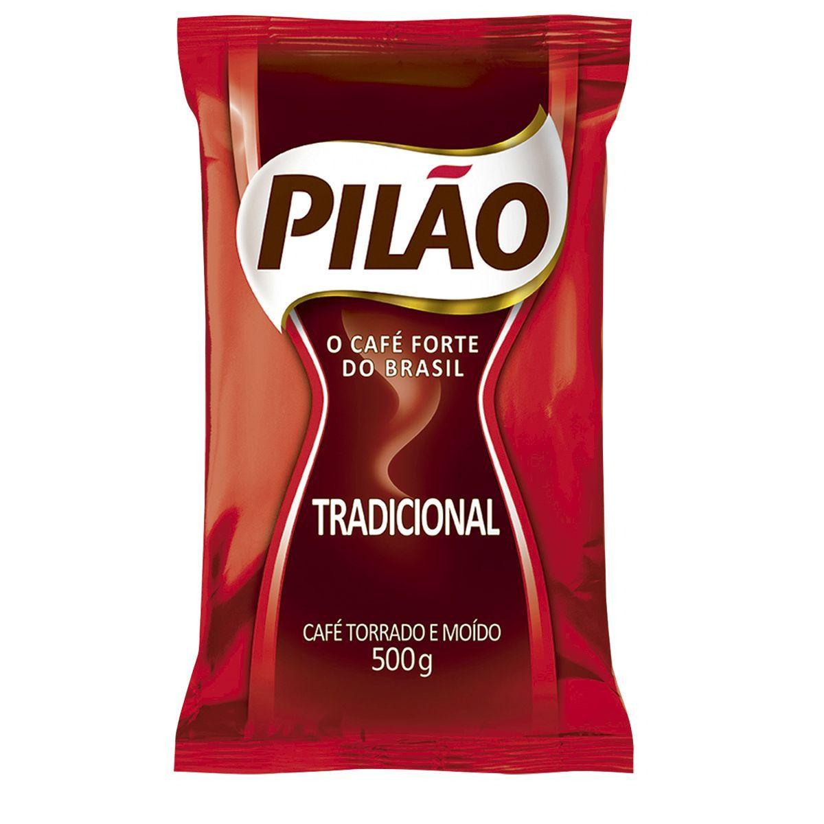CAFE PILAO TRADICIONAL 500g