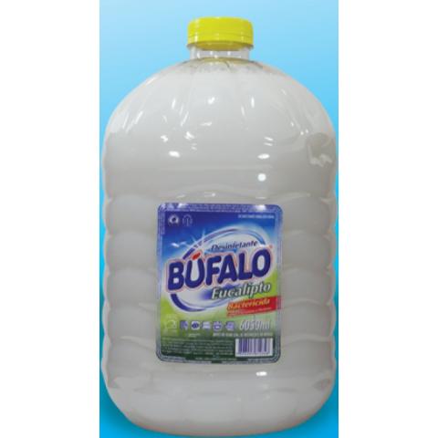 Desinfetante Búfalo Eucalipto 6,050 Litros