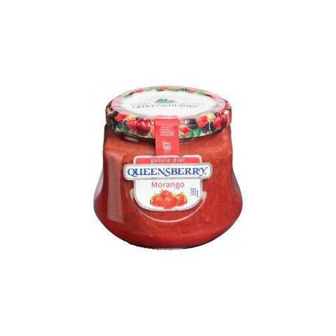 GELEIA DIET MORANGO QUEENSBERRY 280g