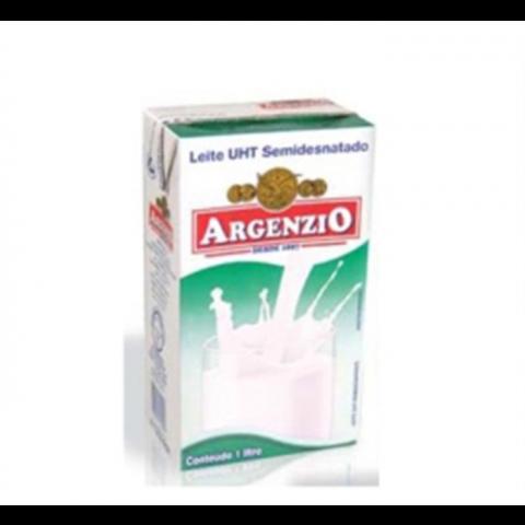 LEITE LONGA VIDA ARGENZIO SEMIDESNATADO 1l