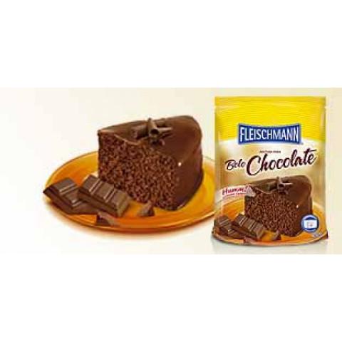 MISTURA PARA BOLO DE CHOCOLATE FLEISCHMANN 450g
