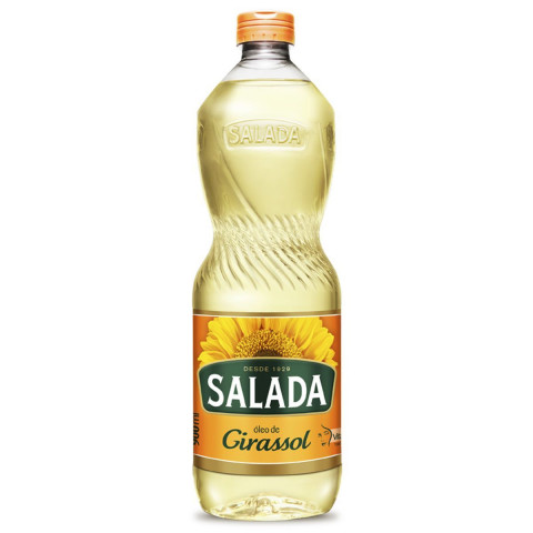 OLEO DE GIRASSOL SALADA PET 900ml
