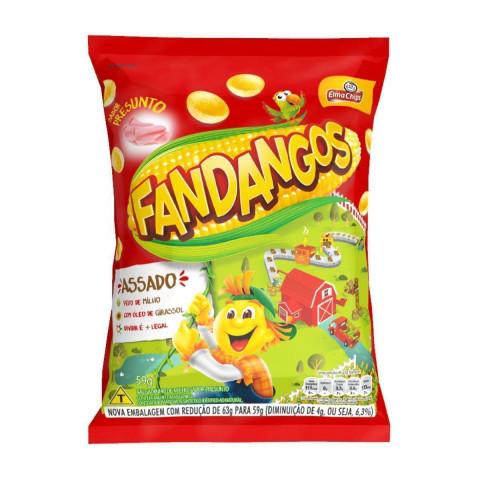 Salgadinho de Milho Elma Chips Fandangos Presunto 59g