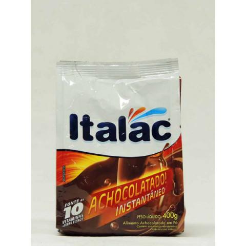 ACHOCOLATADO EM PO ITALAC 400g