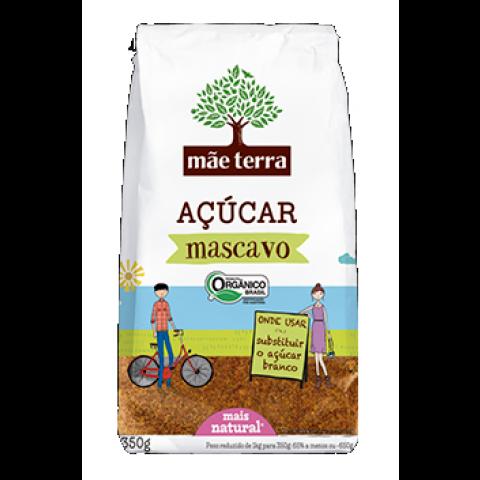 ACUCAR MASCAVO MAE TERRA 1Kg