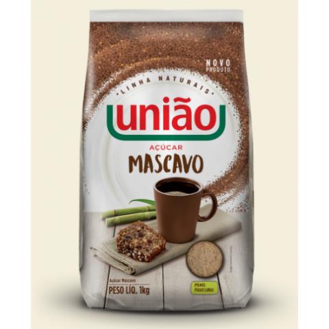 ACUCAR MASCAVO UNIAO 1Kg
