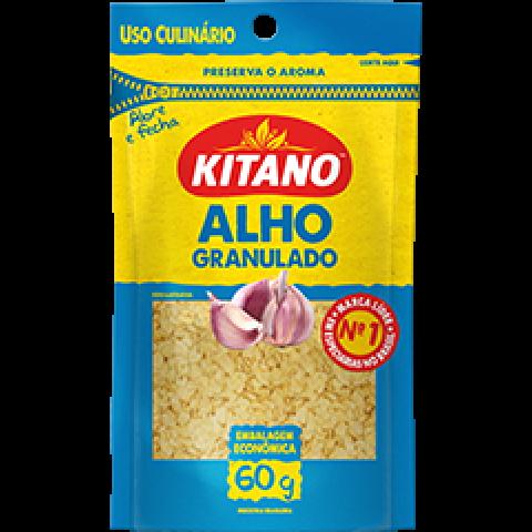 ALHO GRANULADO KITANO 60g